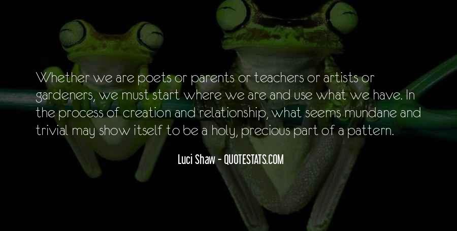 Quotes About Your Relationship With Your Parents #225028