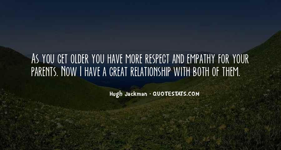 Quotes About Your Relationship With Your Parents #779394
