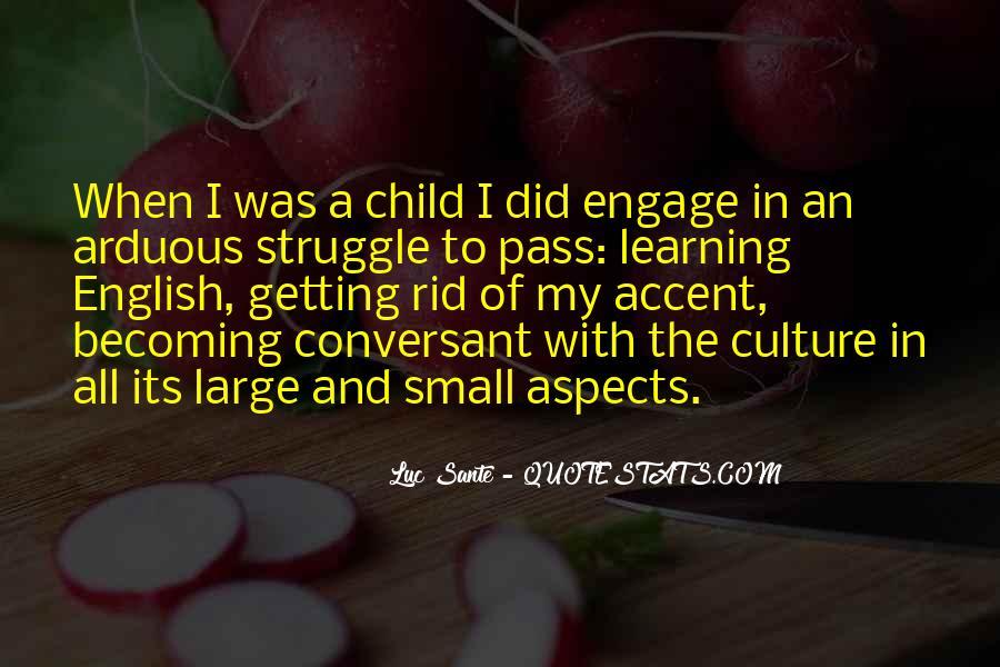 Quotes About Sante #1125423