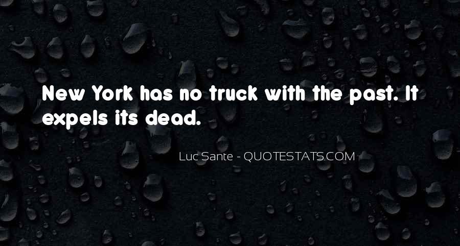 Quotes About Sante #116674