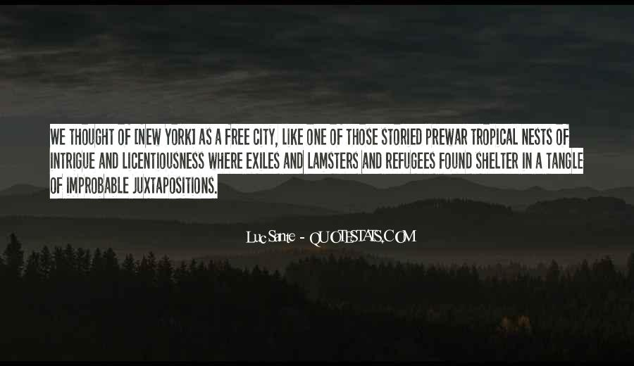 Quotes About Sante #1399666