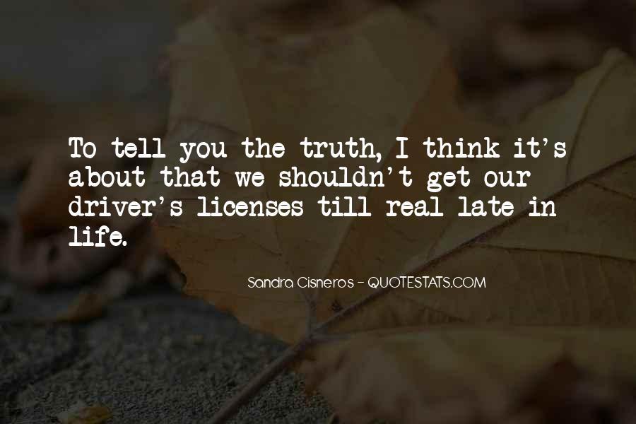 Quotes About Sante #1553784