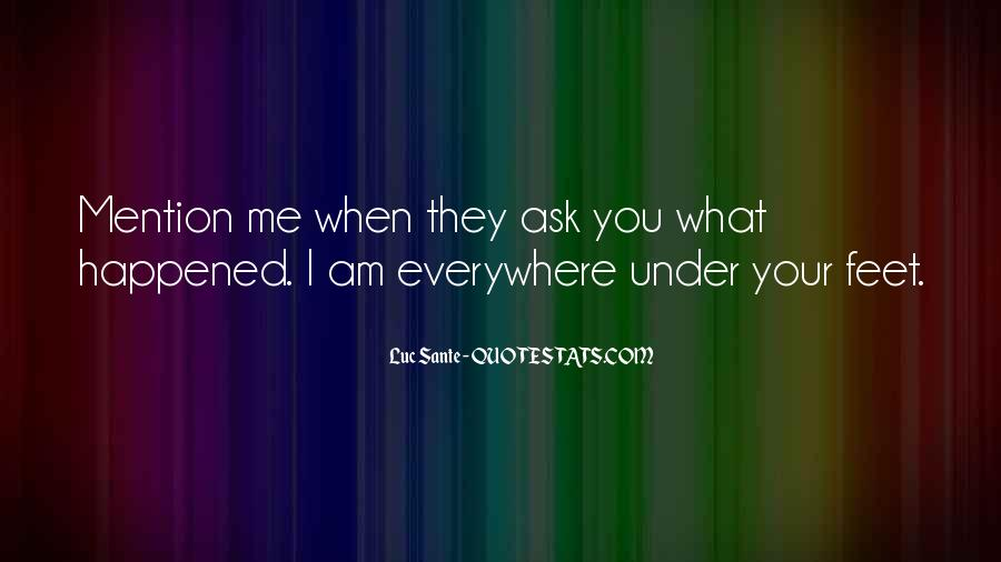 Quotes About Sante #1664768