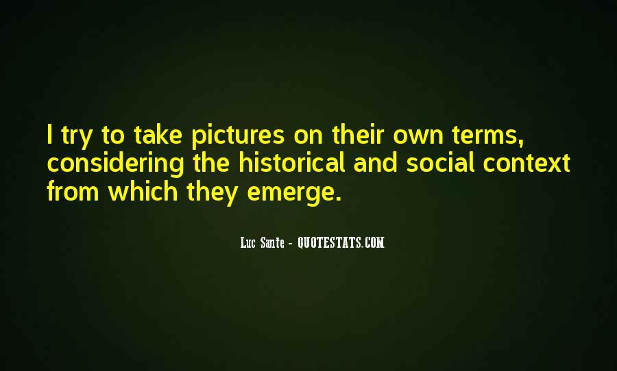Quotes About Sante #653789