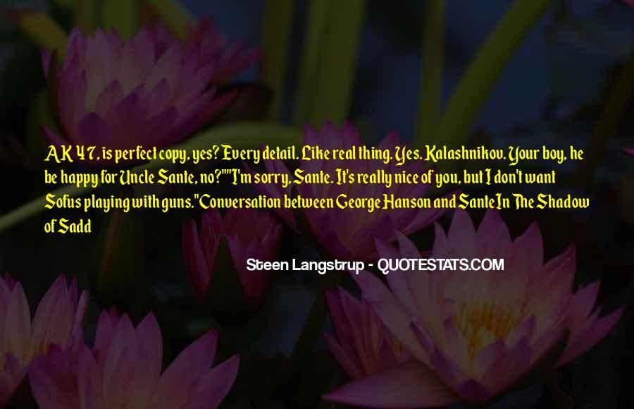 Quotes About Sante #667901
