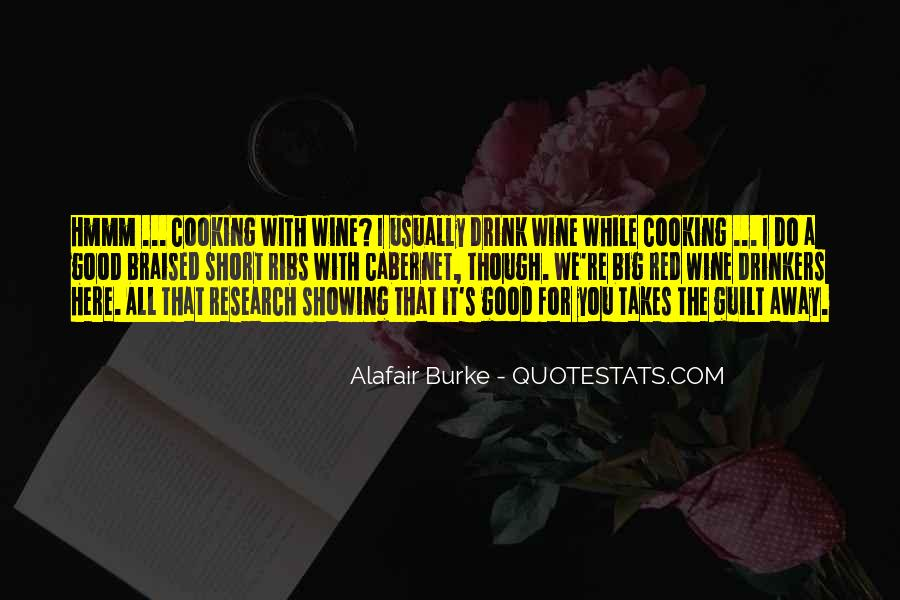 Quotes About Wine Drinkers #1260483