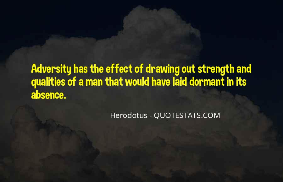 Quotes About Drawing Strength #712048