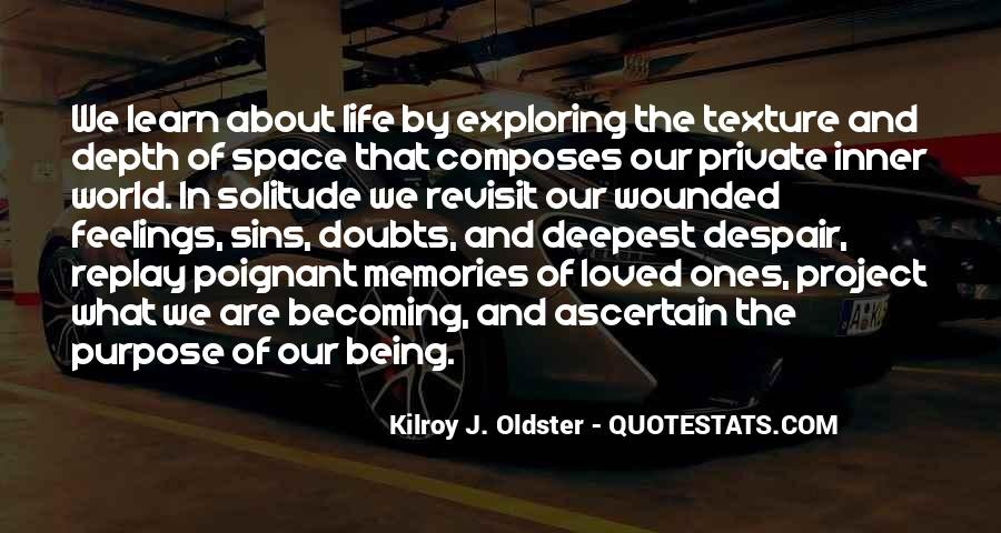 Quotes About Being Okay Without Someone #347