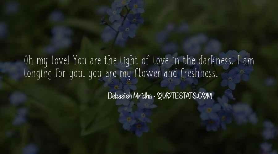 Quotes About Light And Darkness In Life #1090091