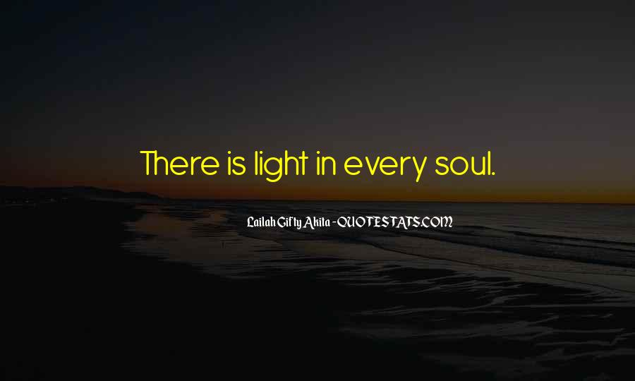 Quotes About Light And Darkness In Life #1279576