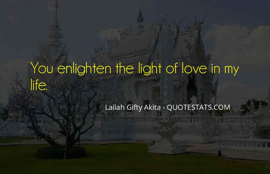 Quotes About Light And Darkness In Life #1301252