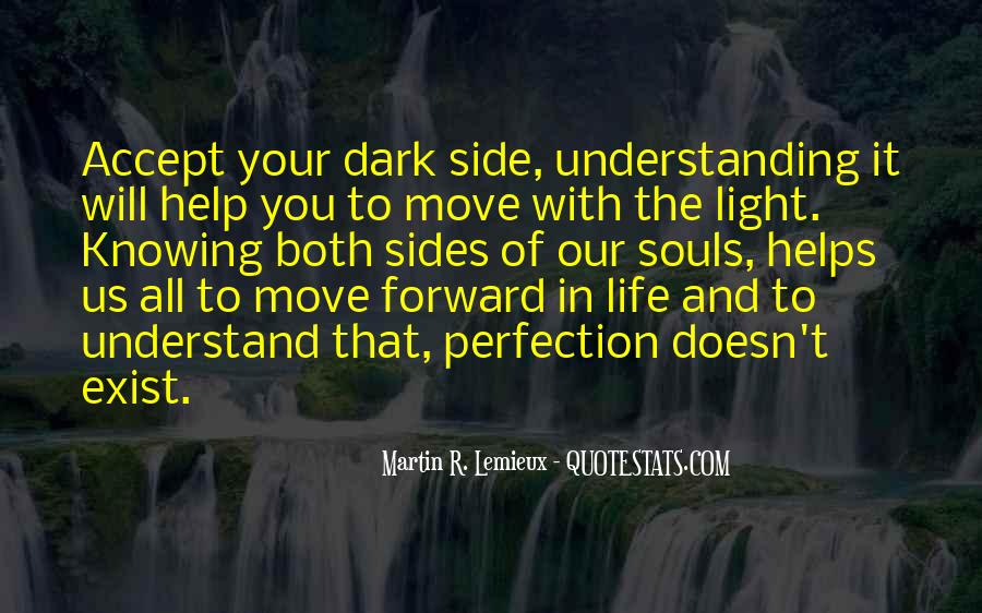 Quotes About Light And Darkness In Life #1311406