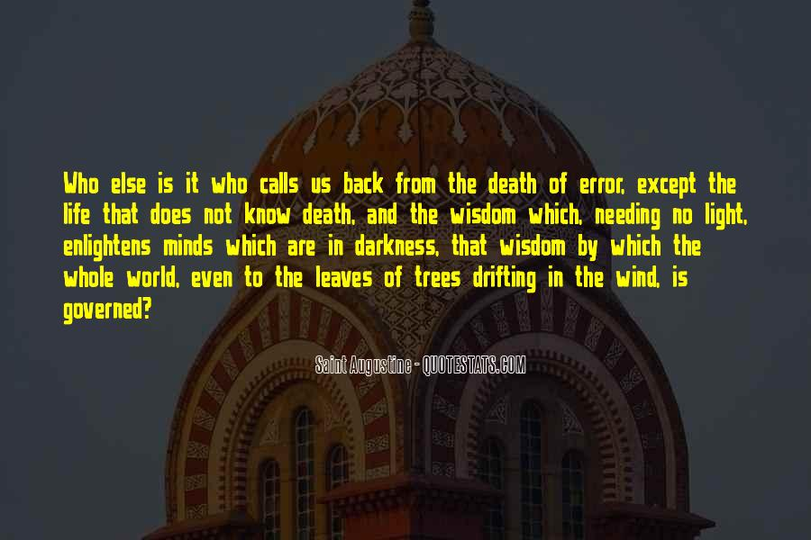 Quotes About Light And Darkness In Life #1397618