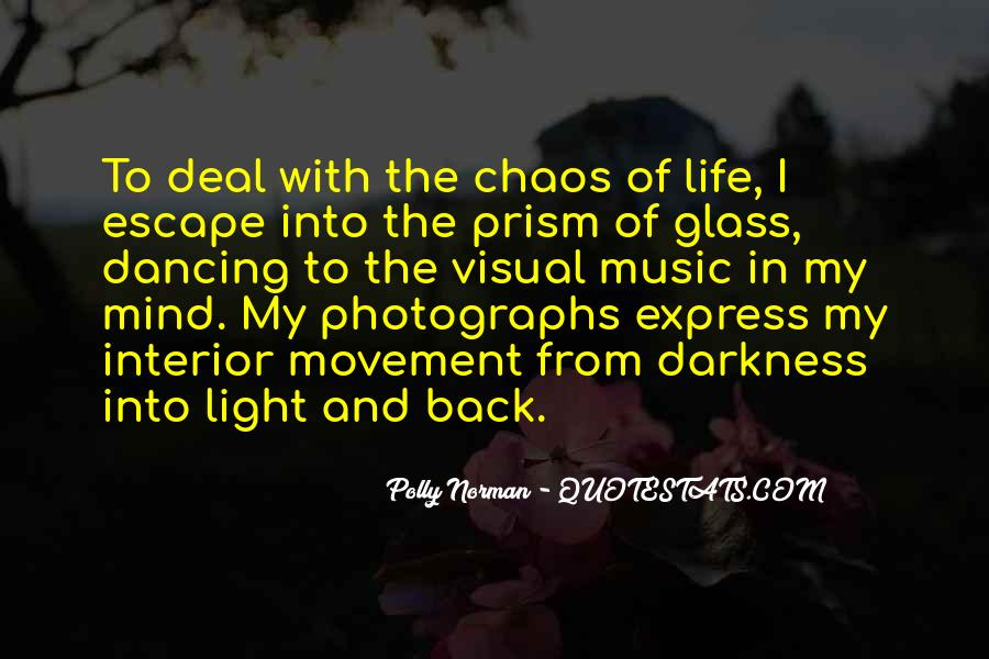 Quotes About Light And Darkness In Life #1397956