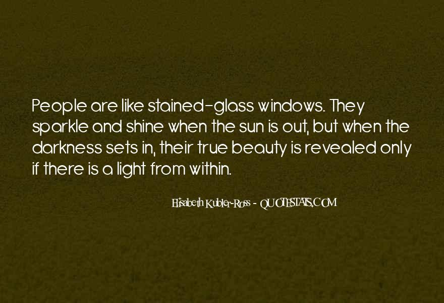 Quotes About Light And Darkness In Life #247781
