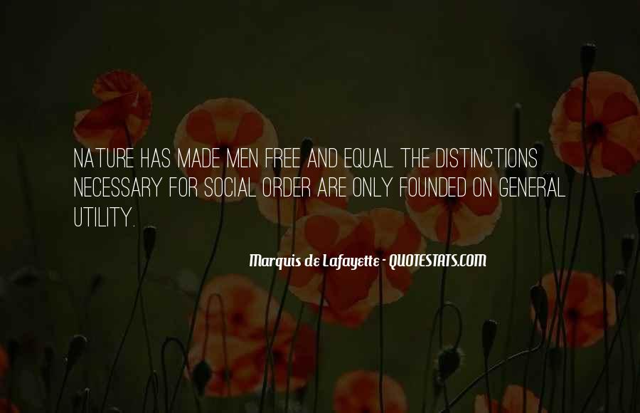 Quotes About Lafayette #1345028