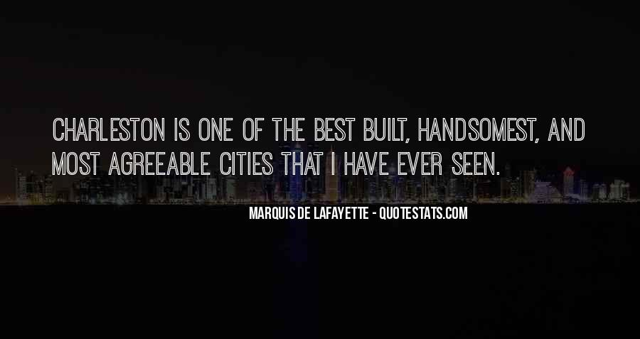 Quotes About Lafayette #1620352