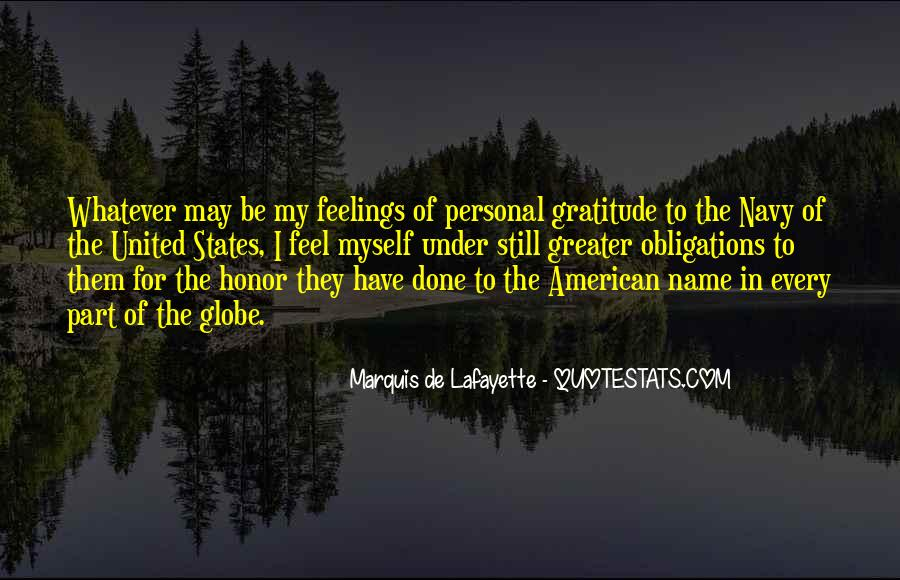 Quotes About Lafayette #51353