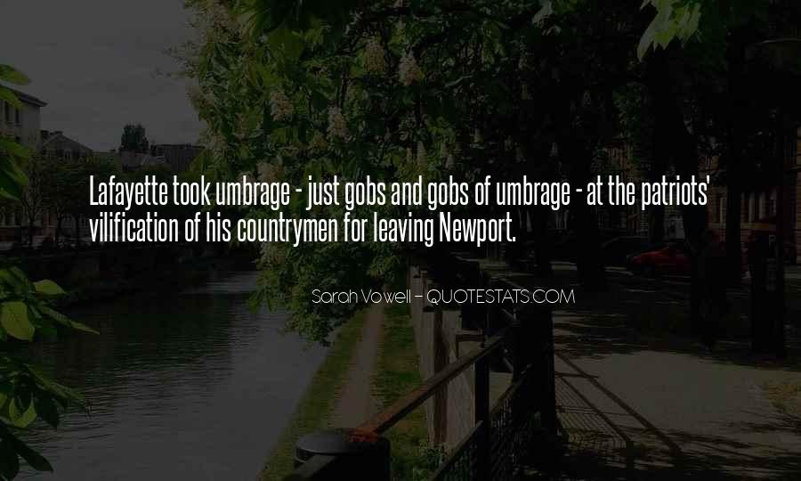 Quotes About Lafayette #97018