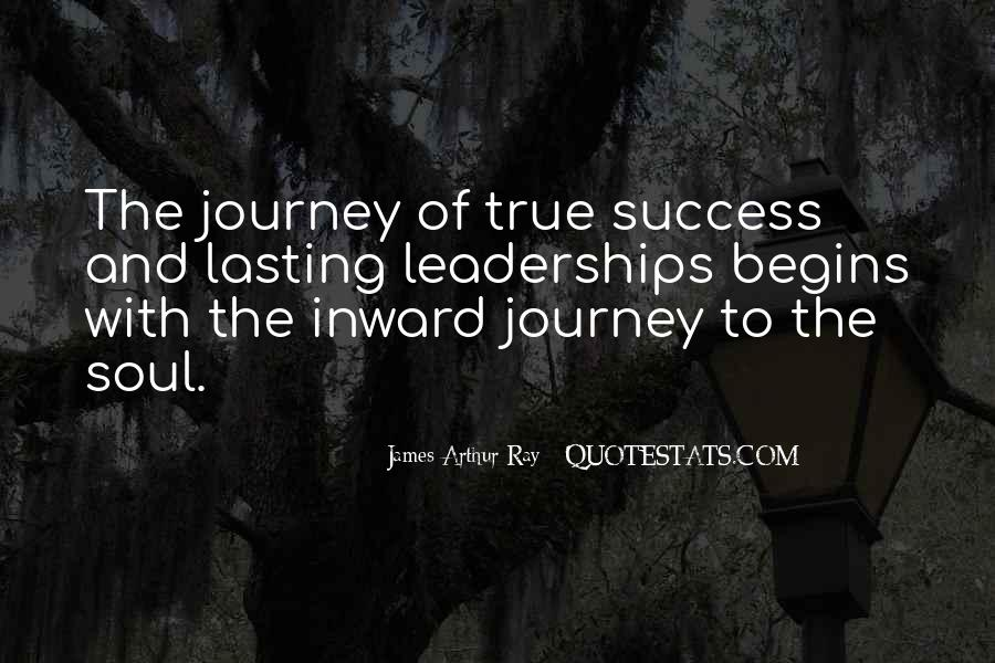 Quotes About Journey Begins #1052552