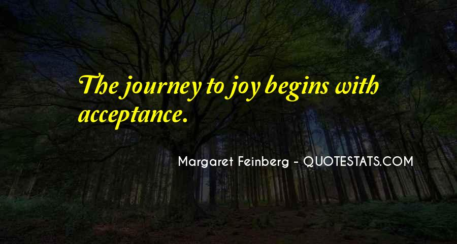 Quotes About Journey Begins #396291