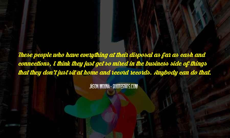 Quotes About Connections In Business #1448695