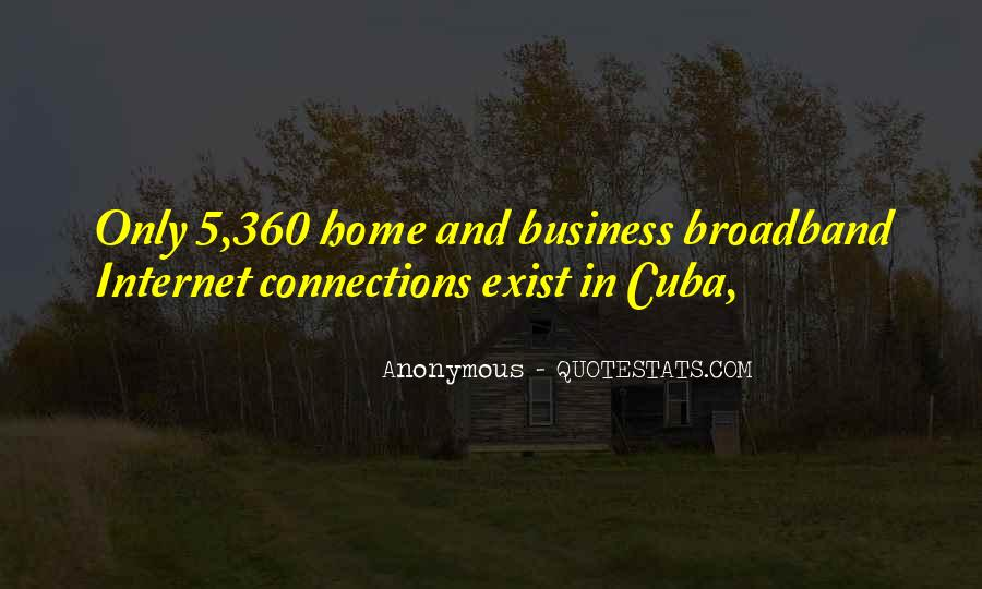 Quotes About Connections In Business #1524325