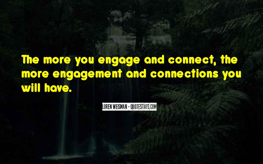 Quotes About Connections In Business #1544179