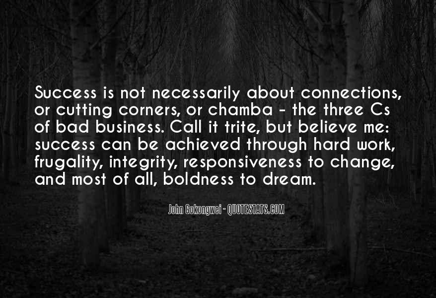 Quotes About Connections In Business #184098
