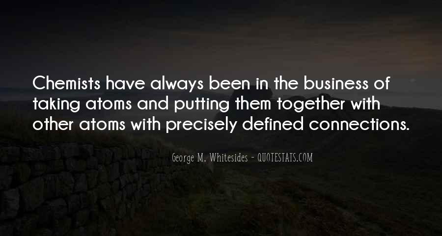 Quotes About Connections In Business #540458