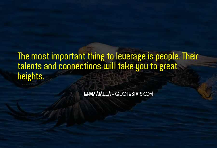 Quotes About Connections In Business #973959