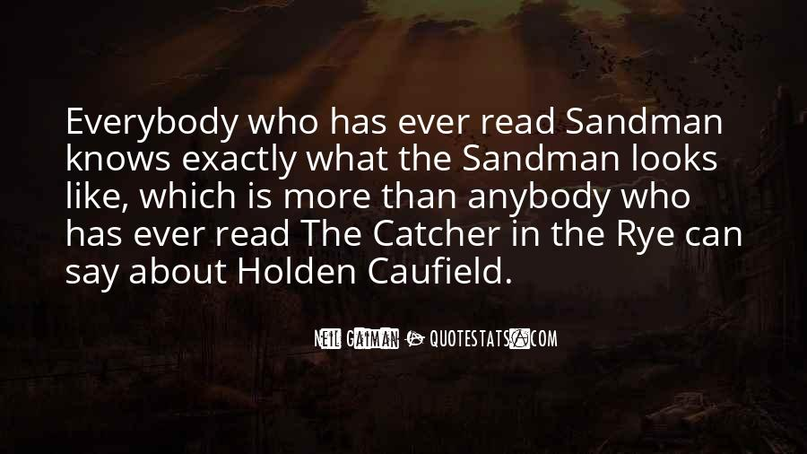 Quotes About D.b. In The Catcher In The Rye #1011848