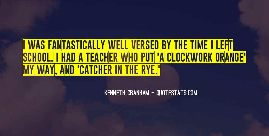 Quotes About D.b. In The Catcher In The Rye #1116311