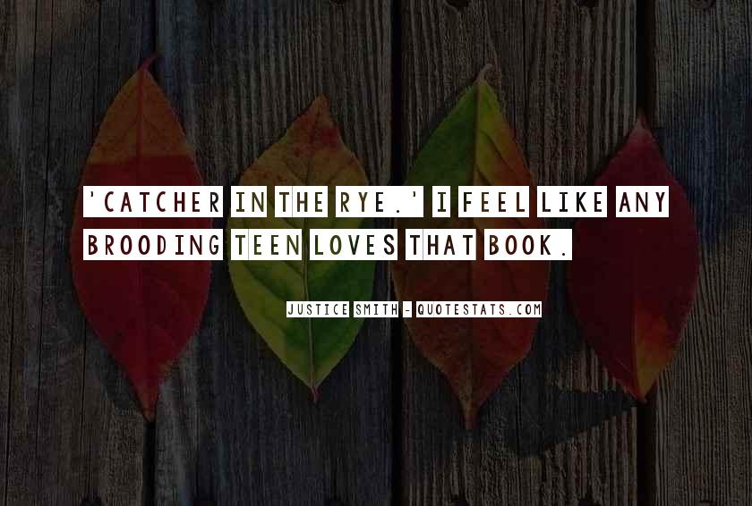 Quotes About D.b. In The Catcher In The Rye #125384