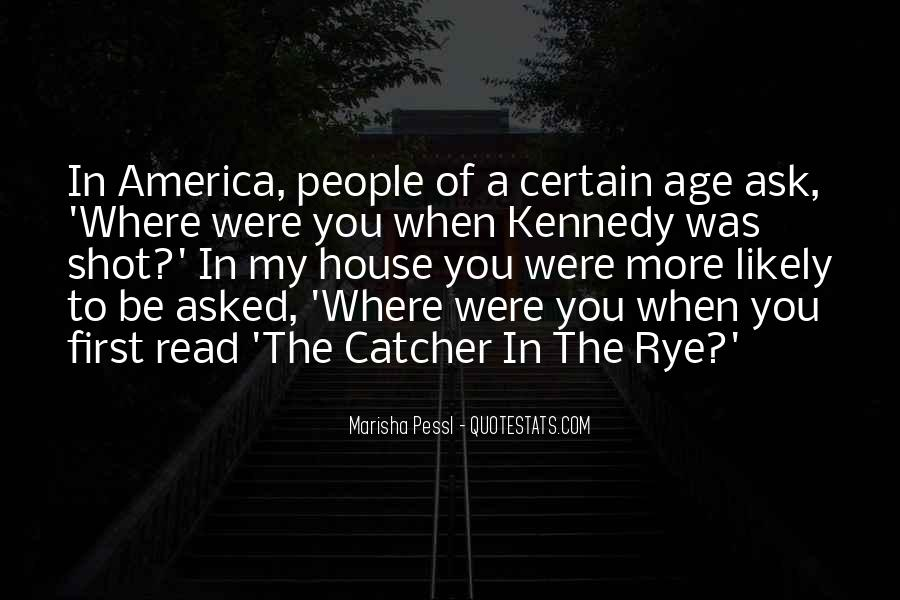 Quotes About D.b. In The Catcher In The Rye #44976