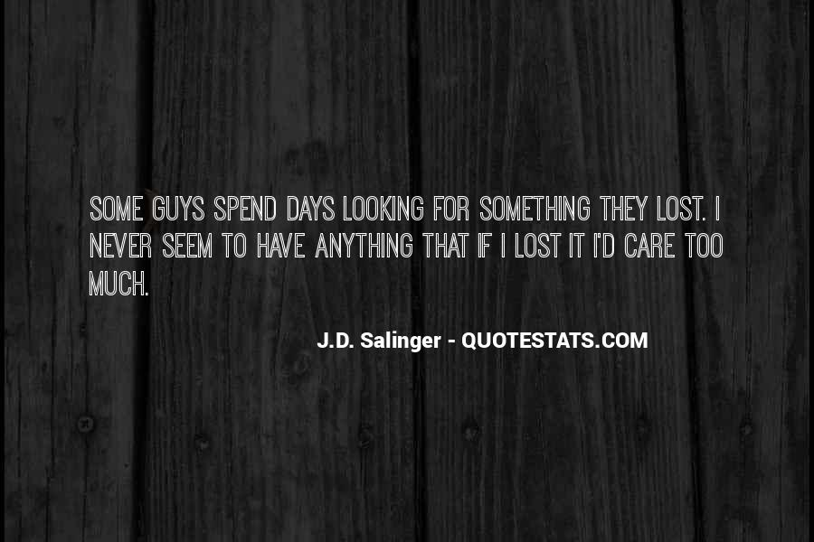 Quotes About D.b. In The Catcher In The Rye #509440
