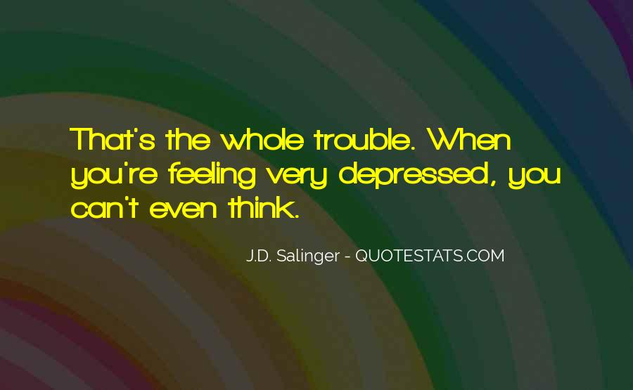 Quotes About D.b. In The Catcher In The Rye #525485