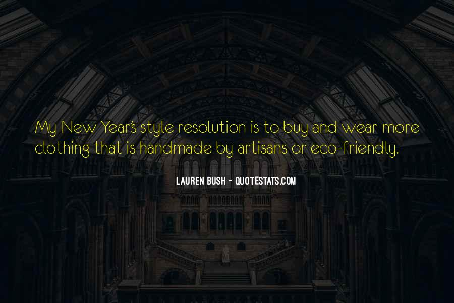 Quotes About Eco Friendly Clothing #700349