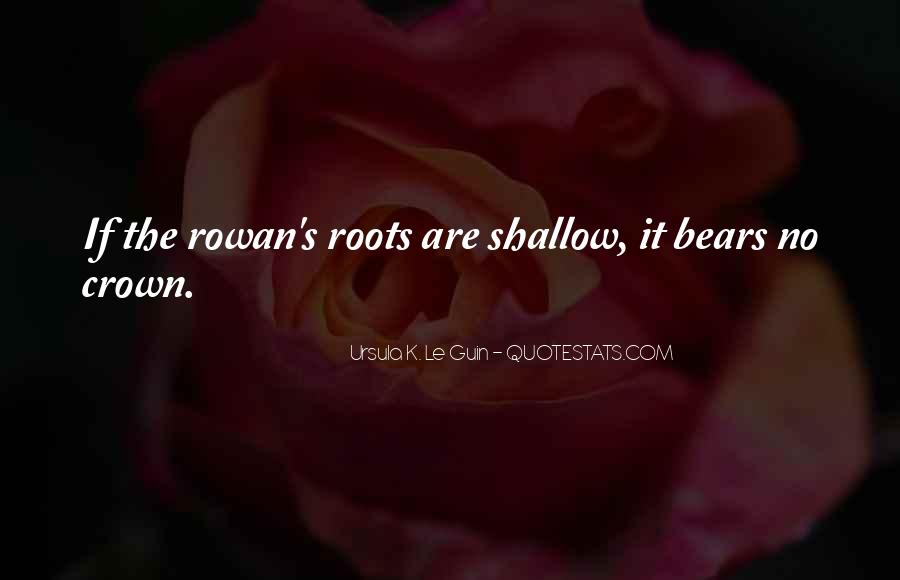 Quotes About Roots And Heritage #1265216