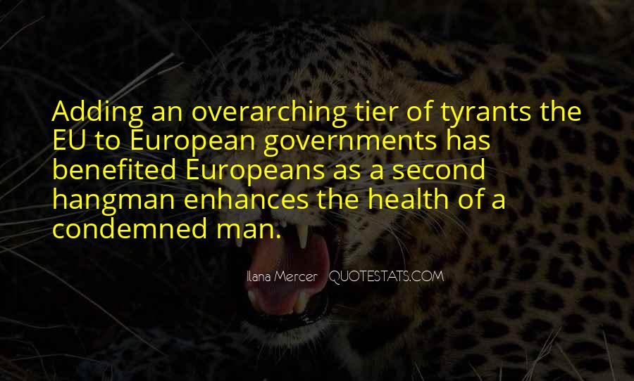 Quotes About Tyrants #125634