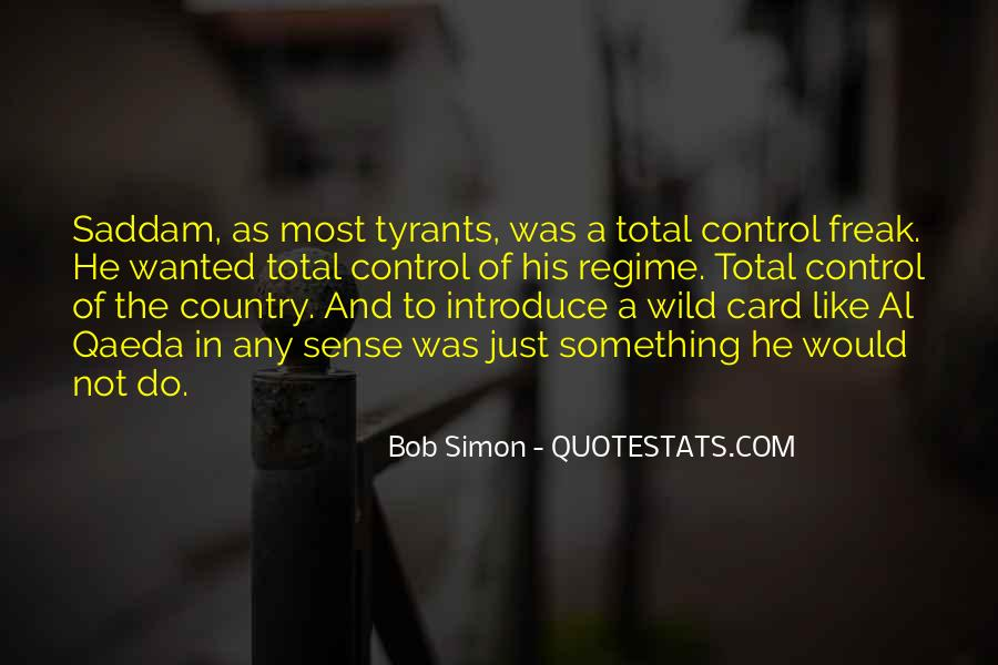 Quotes About Tyrants #176390