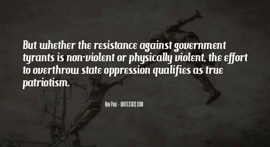 Quotes About Tyrants #186797