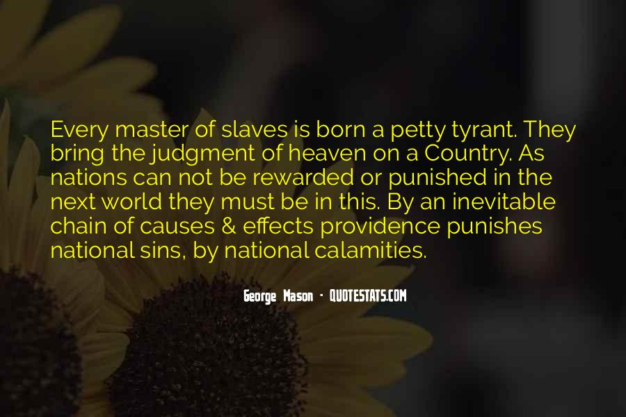 Quotes About Tyrants #193448