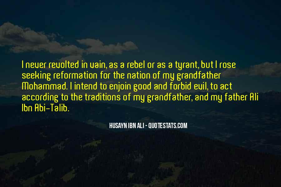 Quotes About Tyrants #273896
