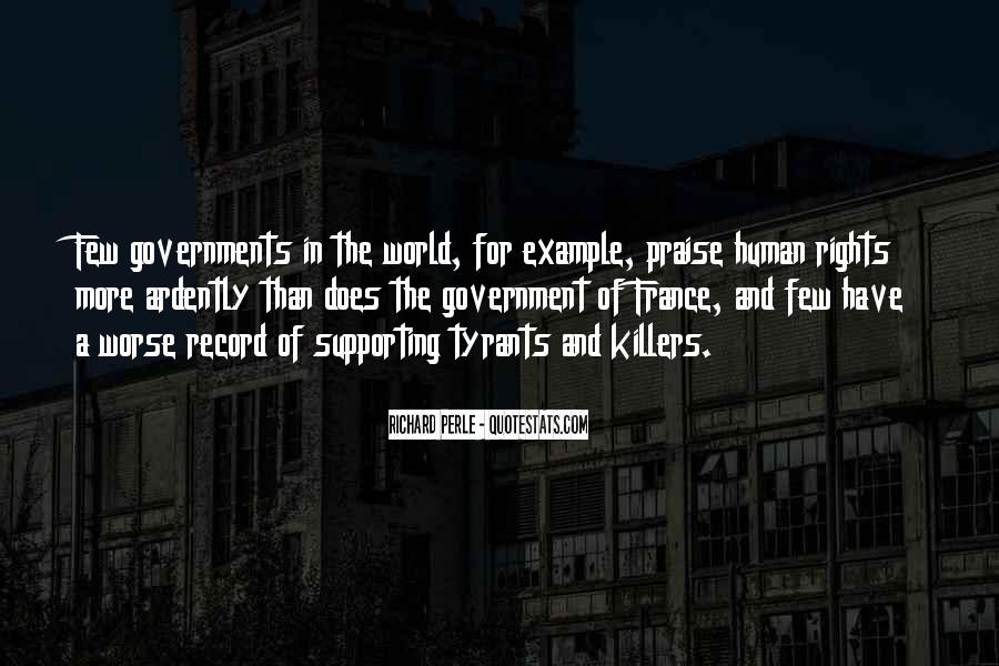 Quotes About Tyrants #30795