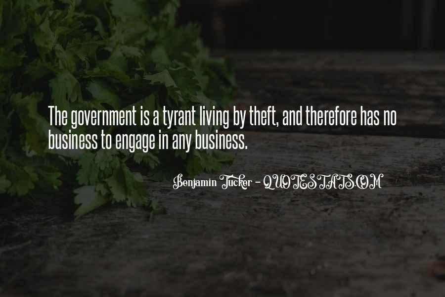 Quotes About Tyrants #362943