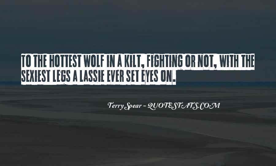 Quotes About Werewolves #13774