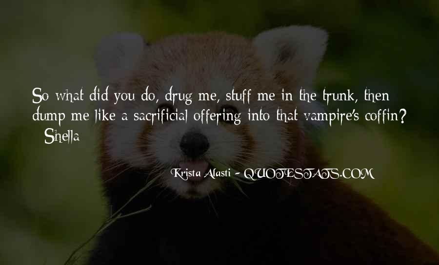 Quotes About Werewolves #35422