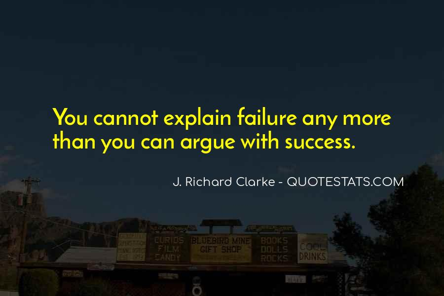 Quotes About Success With Explanation #1393755