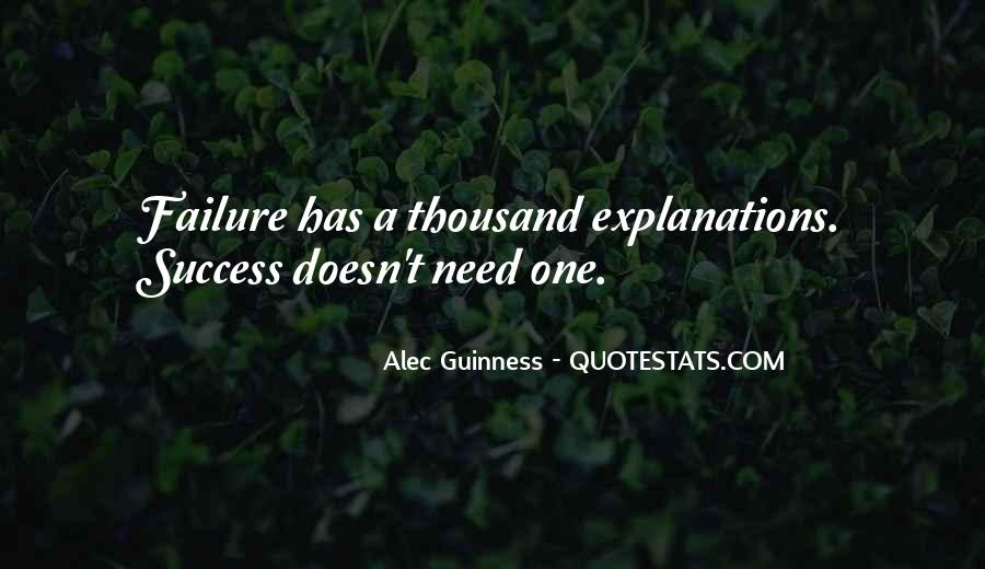 Quotes About Success With Explanation #484206